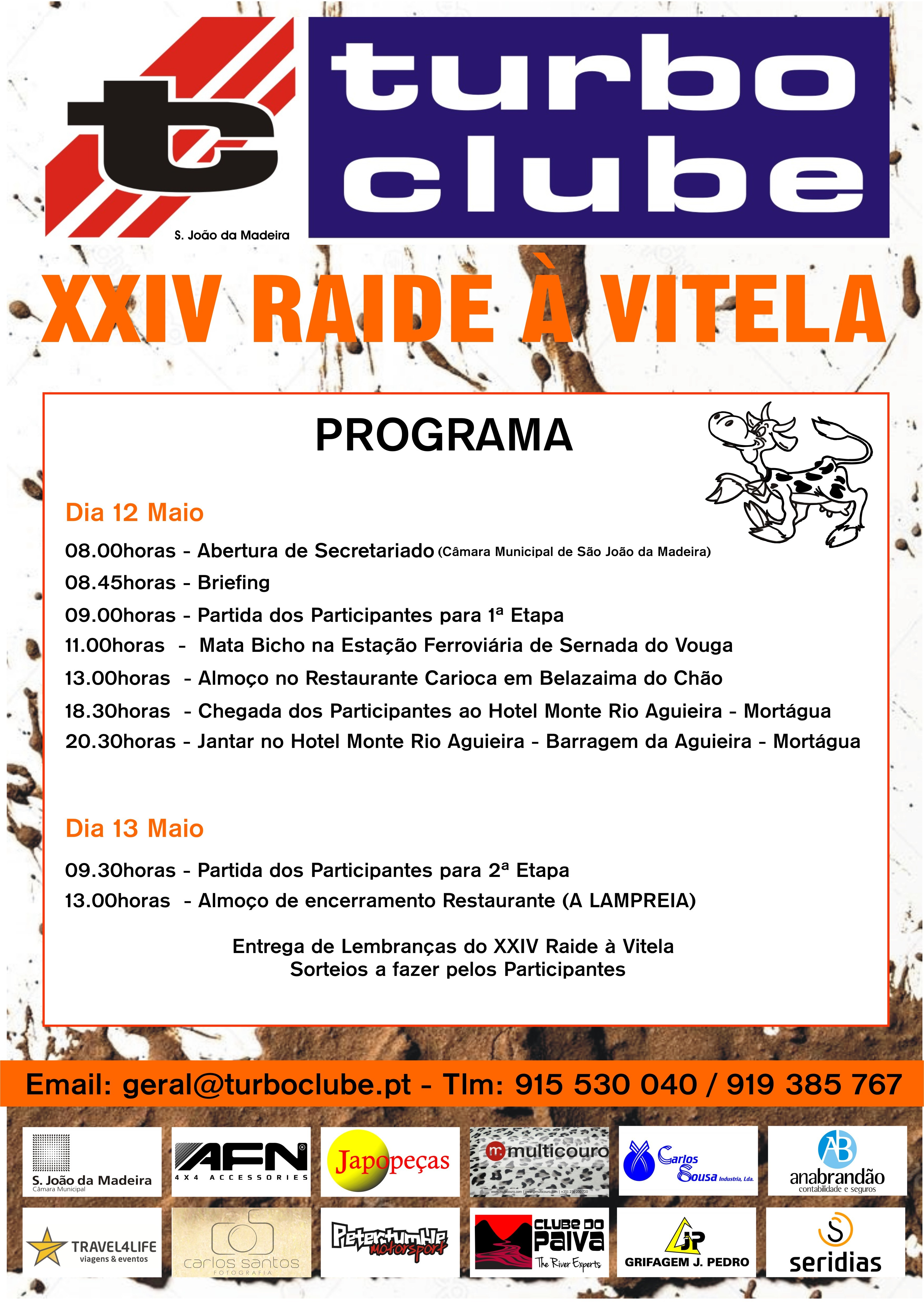 XXIV Raide à Vitela